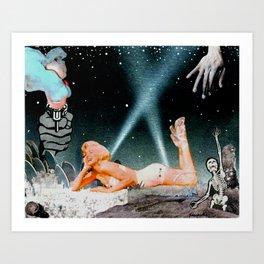 Make-believe Art Print