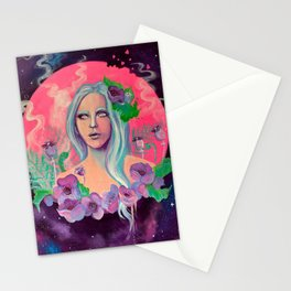 Poppy Princess Stationery Cards