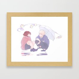 kb Framed Art Print