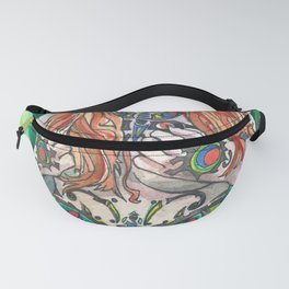 THE POLITE FORCE Fanny Pack