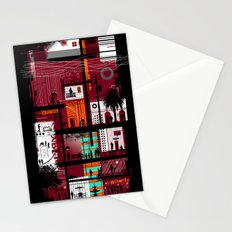 Street Life Stationery Cards