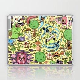 Ghost World Laptop & iPad Skin