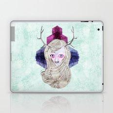 Hair Mask Laptop & iPad Skin