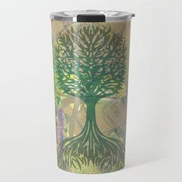 Color My World Green Travel Mug
