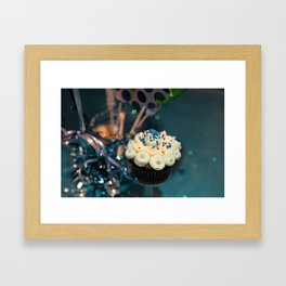 My little cupcake Framed Art Print