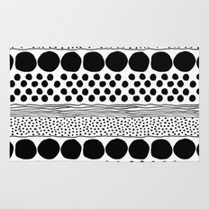 Dots and Lines Rug