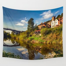 The Iron Bridge Wall Tapestry