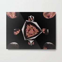 Vox - One Frame Metal Print