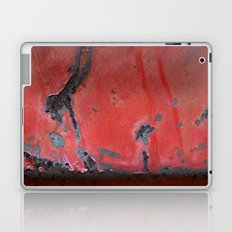 Peeling Red Laptop & iPad Skin