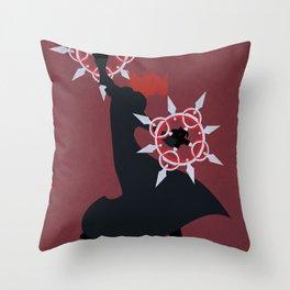 Axel Throw Pillow
