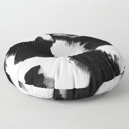 hide Floor Pillow