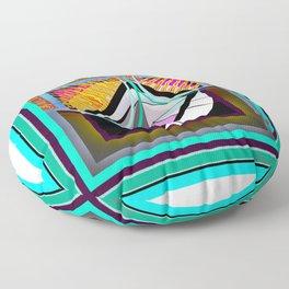 Hive Floor Pillow