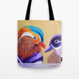 Lovers | Amants Tote Bag