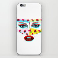 arabic iPhone & iPod Skins featuring Arabic  by Peonies