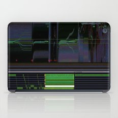 deep space sequencing iPad Case
