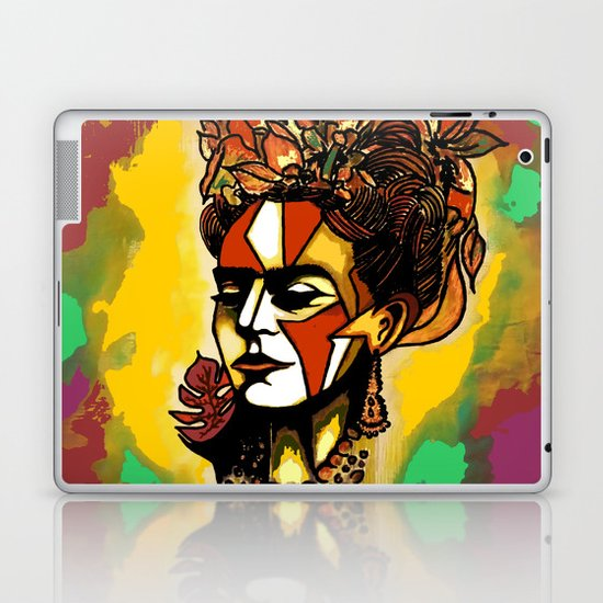 Frida Kahlo by artbymia