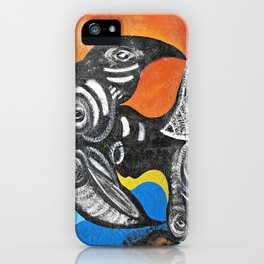 Two Toucans iPhone Case