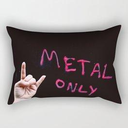 Metal Rectangular Pillow