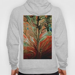 Surreal tree Hoody