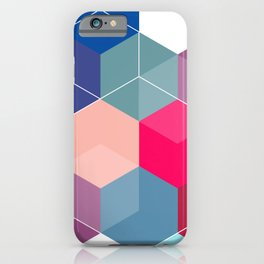 Hexies iPhone Case