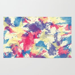 Abstract Painting Rug