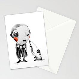 Tom & Gonzo  Stationery Cards