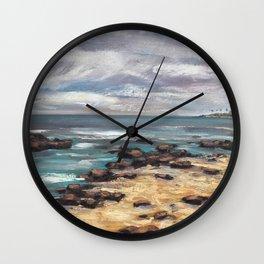 Kona Bay Wall Clock