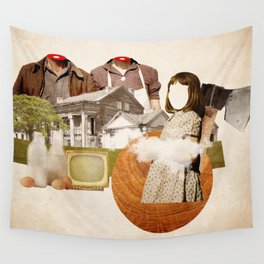 Together forever Wall Tapestry