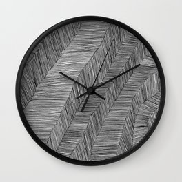 Pen & Ink: #10 Wall Clock