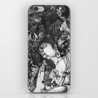 voyage iPhone & iPod Skins featuring Voyage by Bjan Bernabe