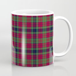 County Clare Tartan Coffee Mug