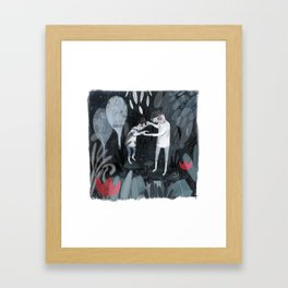 The Brothers Framed Art Print