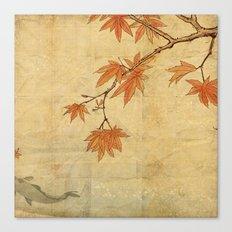 Asiafoldantique Canvas Print