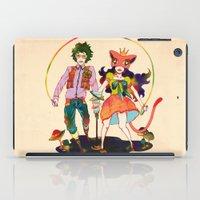 lsd iPad Cases featuring LSD love by Natsuki Otani