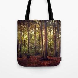 october forest II Tote Bag
