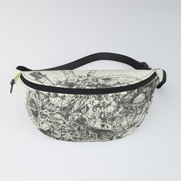Growing Insanity Fanny Pack