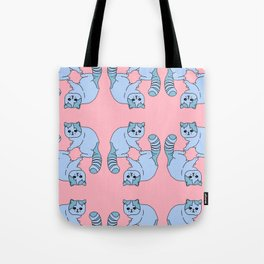 Playful Kittens, 2014. Tote Bag