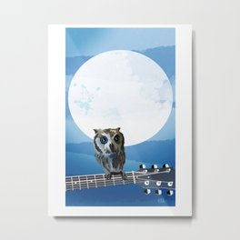 Night Songs Metal Print