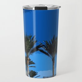 PALM TREES Travel Mug