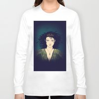 medusa Long Sleeve T-shirts featuring Medusa by Leanne Phillips