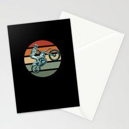 Supermoto Motocross Gift Idea Stationery Cards