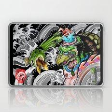 kappa fisher Laptop & iPad Skin