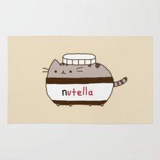 Nutella Cat Rug