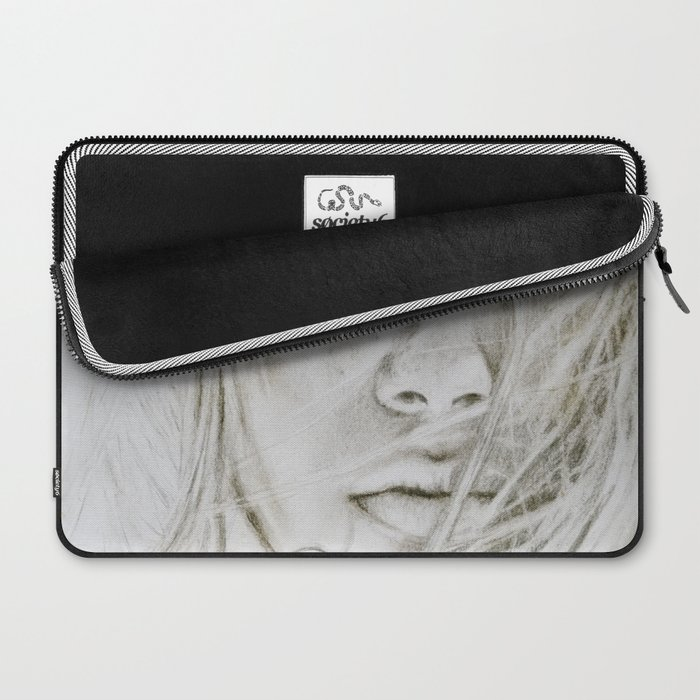 Stay with me Laptop Sleeve