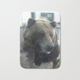 Beary Happy Bath Mat