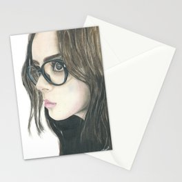 characters Stationery Cards
