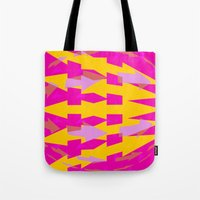 arrows Tote Bags featuring ARROWS by Latidra Washington