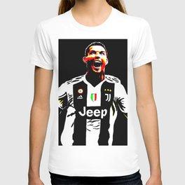 Cristiano Ronaldo Juventus CR7 T-shirt