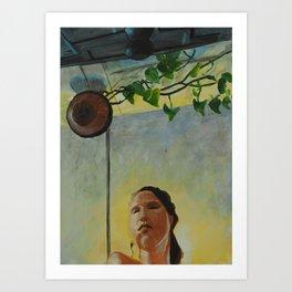 Baño Operetta Art Print