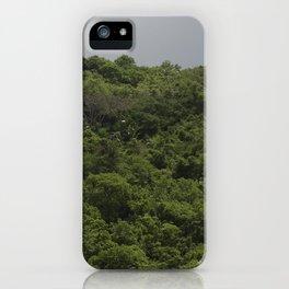 The Hills, St John, USVI - 2010 iPhone Case